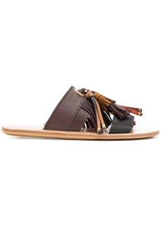 See By Chloé tassel sandals - Black