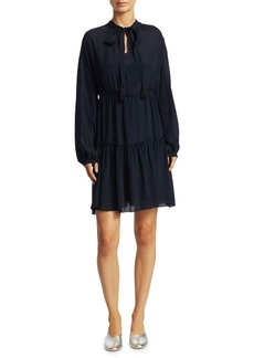 See by Chloé Tassel Tier Dress