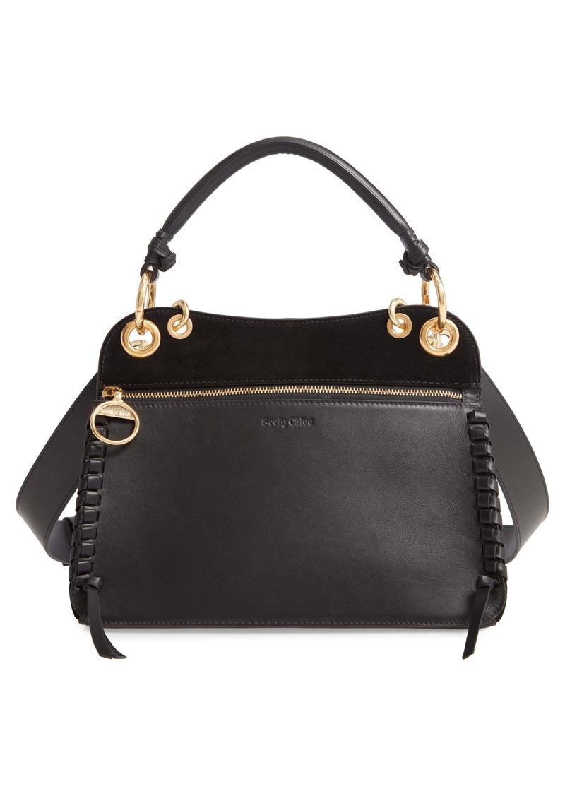 See by Chloé Tilda Leather Shoulder Bag