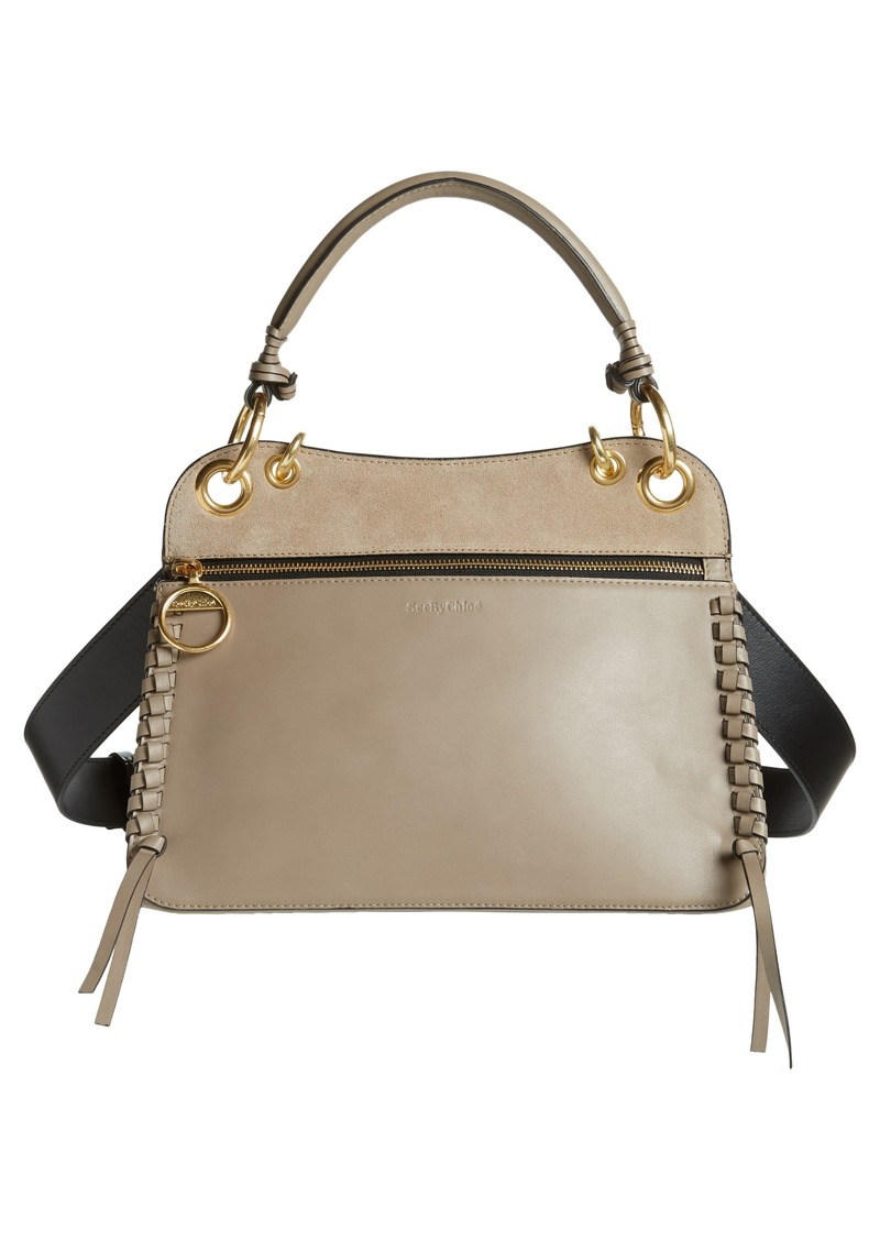 See by Chloé Tilda Leather Shoulder Bag