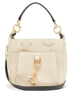 See By Chloé Tony medium leather bucket bag