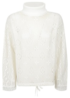 See by Chloé Turtleneck Knitted Sweater