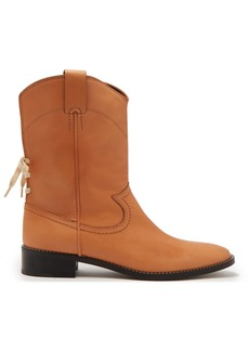 See By Chloé Western leather boots