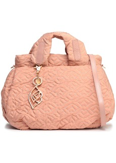 See By Chloé Woman Joyrider Bisou Medium Quilted Shell Shoulder Bag Blush