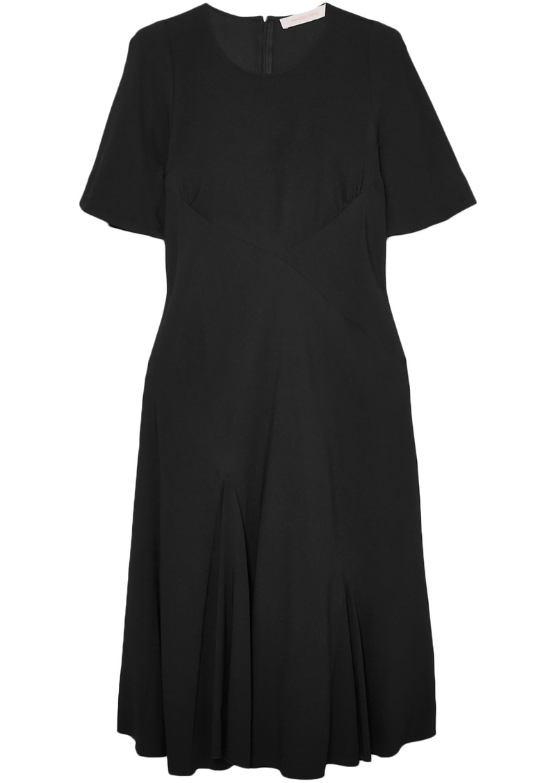 See By Chloé Woman Studded Crepe Dress Black