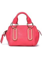 See By Chloé Woman Paige Medium Leather Shoulder Bag Bubblegum