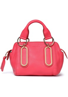 See By Chloé Woman Paige Medium Leather Shoulder Bag Bubblegum