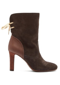 See By Chloé Lara suede boots