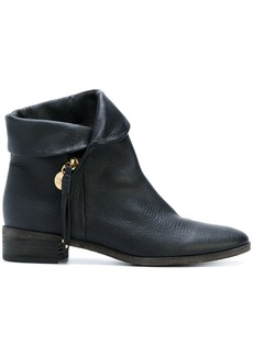 See by Chloé zipped boots