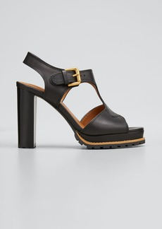 See by Chloé See by Chloe 90mm Heeled Open-Toe Sandals