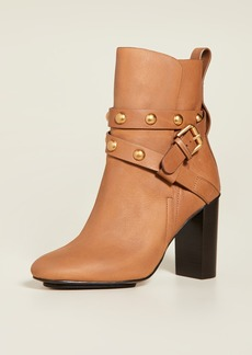 See by Chloé See by Chloe 90mm Neo Janis High Heel Boots