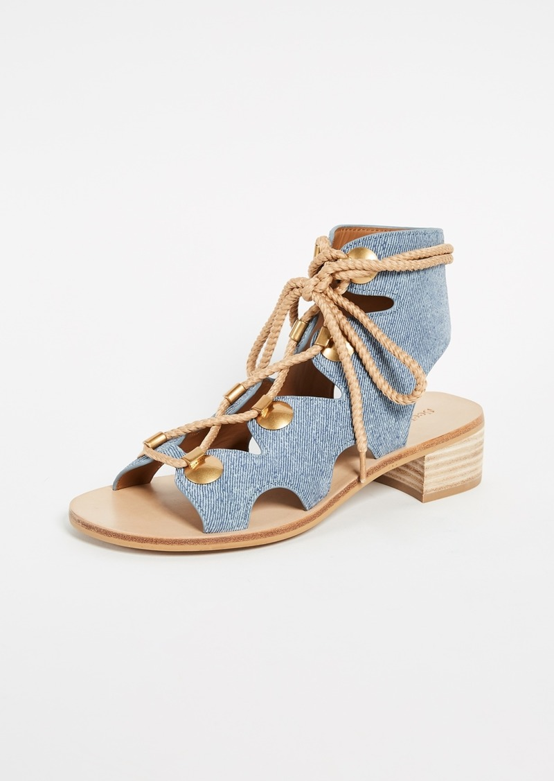 See by Chloé See by Chloe Alabama City Gladiator Sandals