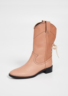 See by Chloé See by Chloe Annika Western Boots