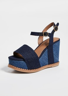 See by Chloé See by Chloe Carrie Super Wedge Sandals