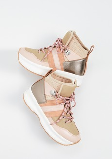 See by Chloé See by Chloe Case High Top Sneakers