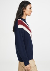See by Chloé See by Chloe Collegiate Pullover