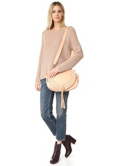 22aa74696e24 ... See by Chloé See by Chloe Collins Large Saddle Bag ...