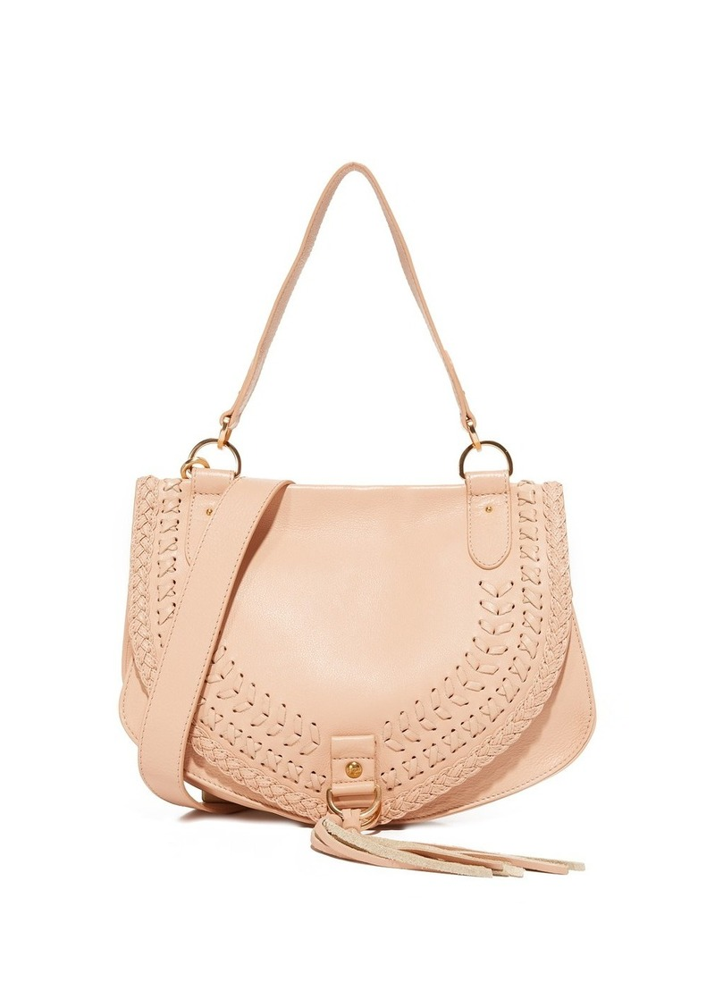 46621d8a54b0 See by Chloé See by Chloe Collins Large Saddle Bag