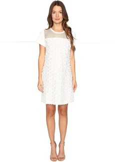 See by Chloé See by Chloe Cotton Embellished Dress