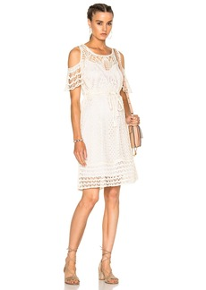 See by Chloé See By Chloe Crochet Dress