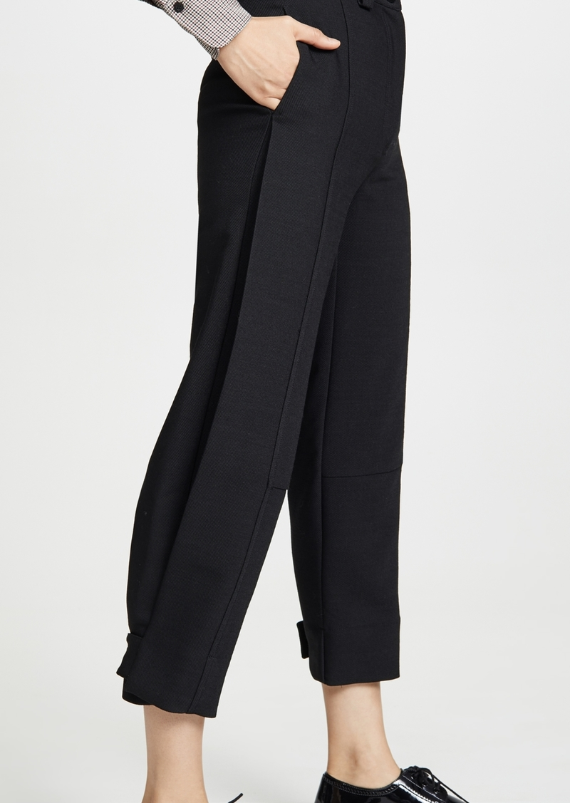 See by Chloé See by Chloe Cropped Trousers