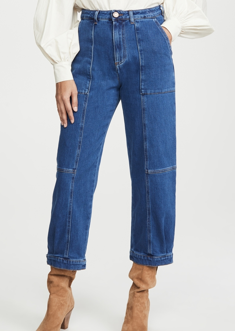 See by Chloé See by Chloe Denim Joggers
