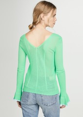 See by Chloé See by Chloe Double V Sweater