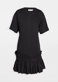 See by Chloé See by Chloe Drop Waist T-Shirt Dress