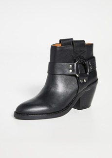 See by Chloé See by Chloe Eddie Ankle Western Boots