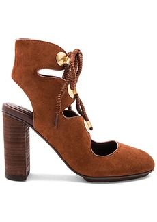 See by Chloé See By Chloe Edna Heel in Brown. - size 36 (also in 36.5,37,38,38.5,39,39.5,40)