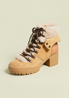 See by Chloé See by Chloe Eileen Mid-Heel Boots