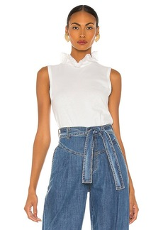 See by Chloé See By Chloe Embellished Jersey Tee