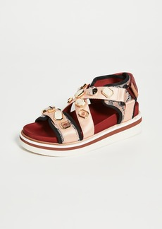 See by Chloé See by Chloe Embellished Yumi Sandals