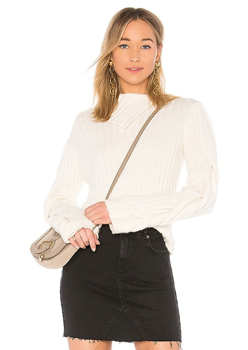 See by Chloé See By Chloe Flap Sweater