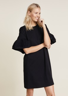 See by Chloé See by Chloe Frilly Jersey Dress