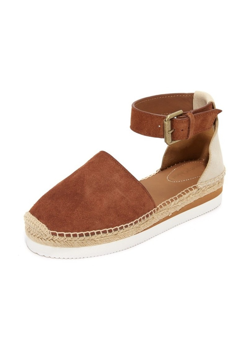 See By Chlo 233 See By Chloe Glyn Espadrille Wedge Sandals