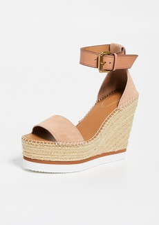 See by Chloé See by Chloe Glyn Wedge Espadrilles