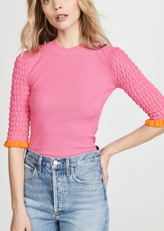 See by Chloé See by Chloe Half Sleeve Knit Sweater