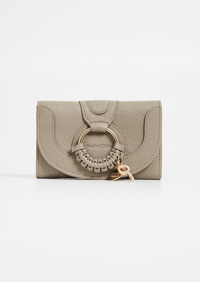 649f97c7033 See by Chloé See by Chloe Hana Compact Wallet | Handbags