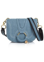 See by Chloé See by Chloe Hana Denim Crossbody - 100% Exclusive