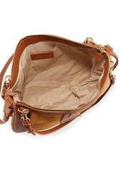 75a73aa65a65 See by Chloé Hana Leather and Suede Tote Bag ...