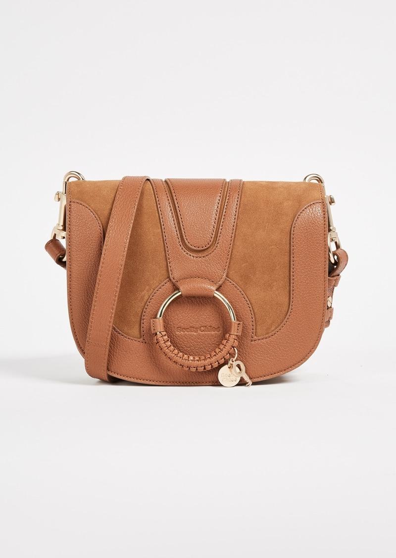 Chloé Hana medium saddle bag gx2K2IDAT