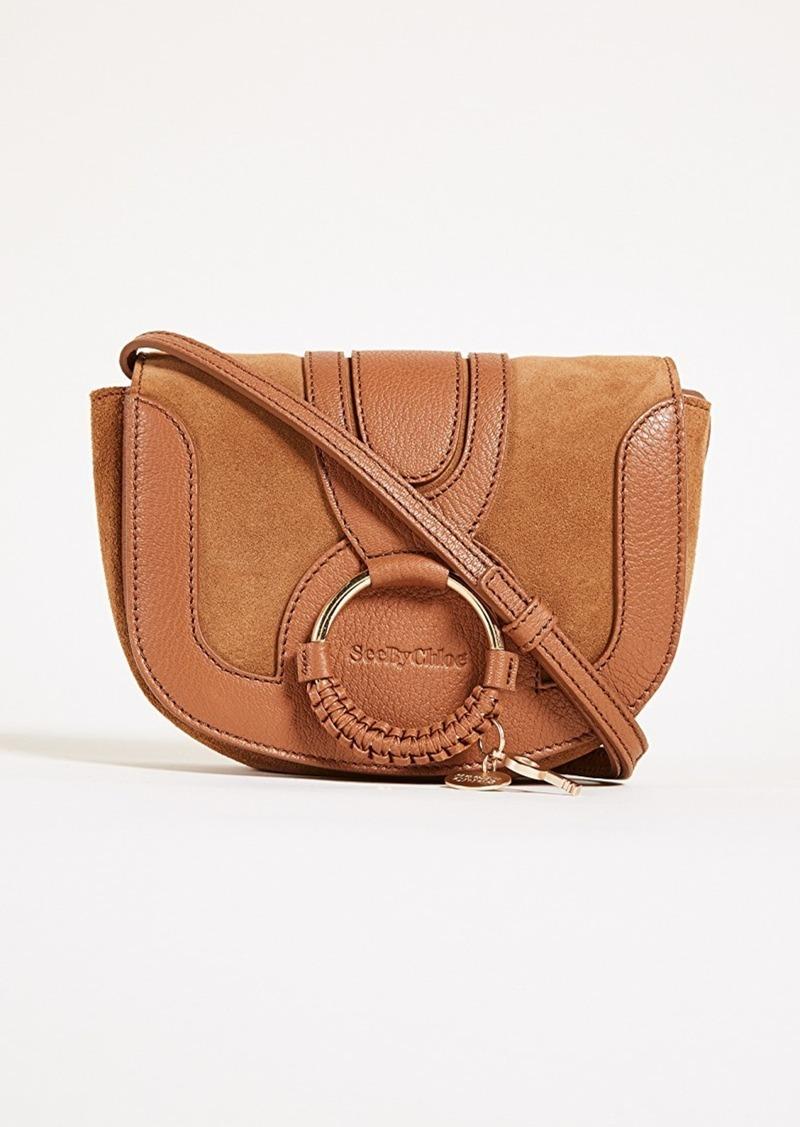 b7c7eafe750cd See by Chloé See by Chloe Hana Small Saddle Bag | Handbags