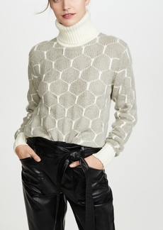 See by Chloé See by Chloe Honeycomb Pullover