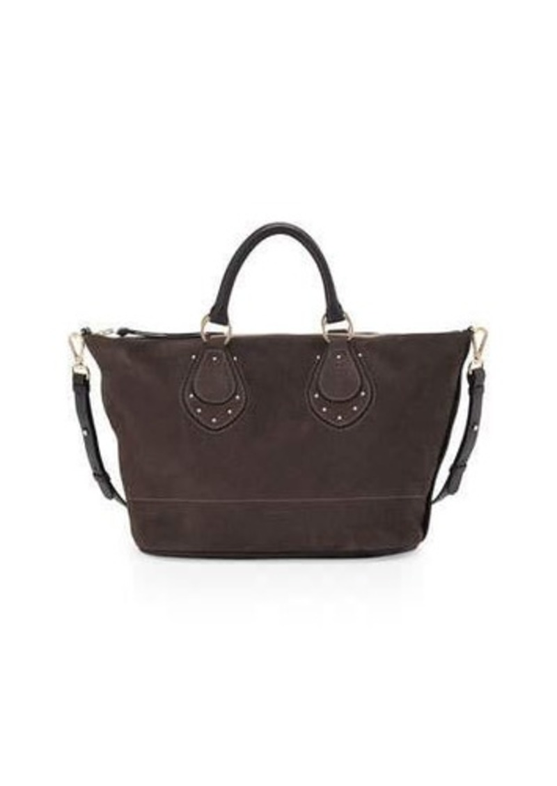 See by Chloé See by Chloe Janice Leather Bowling Bag