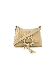 See by Chloé See By Chloe Joan Mini Studded Crossbody