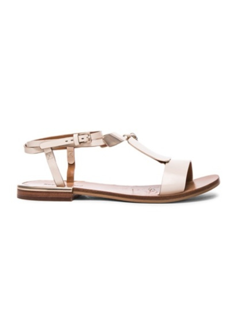 See by Chloé See By Chloe Leather Anita Sandals