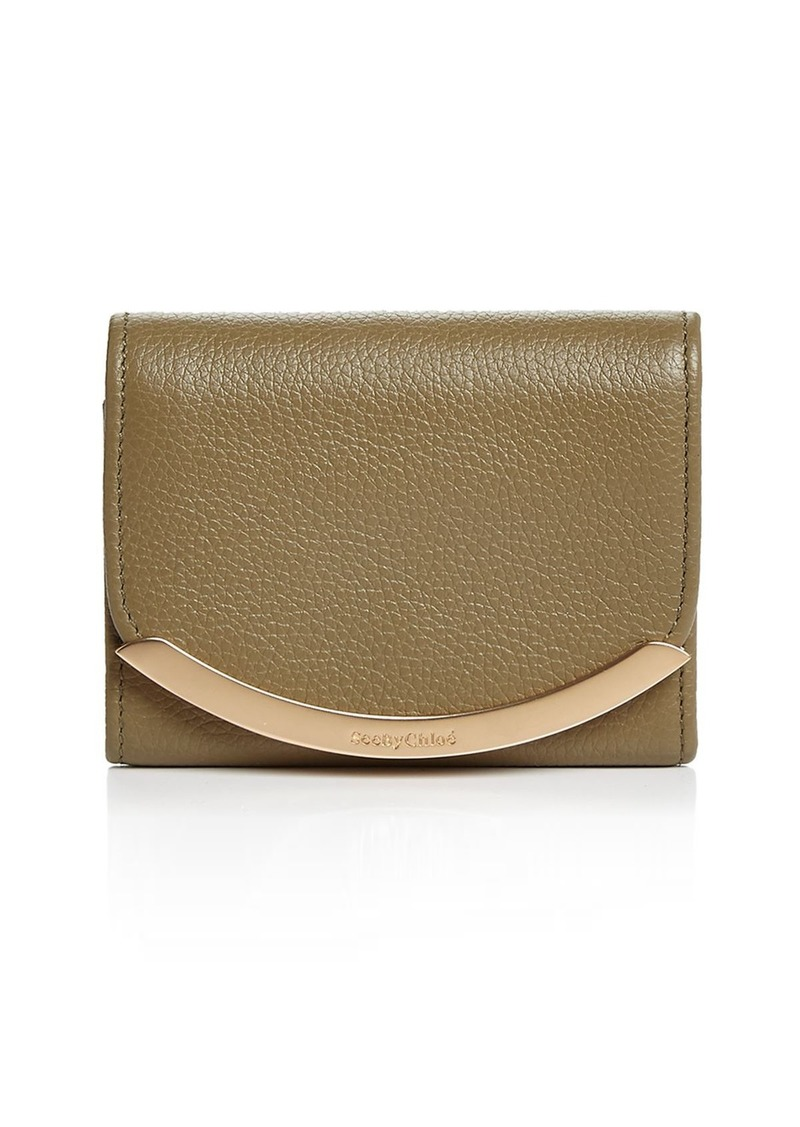See by Chloé See by Chloe Lizzie Leather Wallet