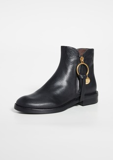 See by Chloé See by Chloe Louise Flat Boots