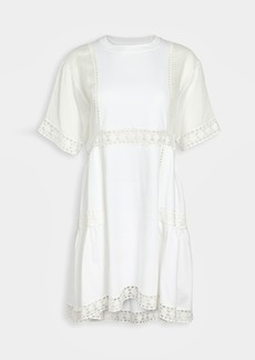 See by Chloé See by Chloe Mixed Media Dress
